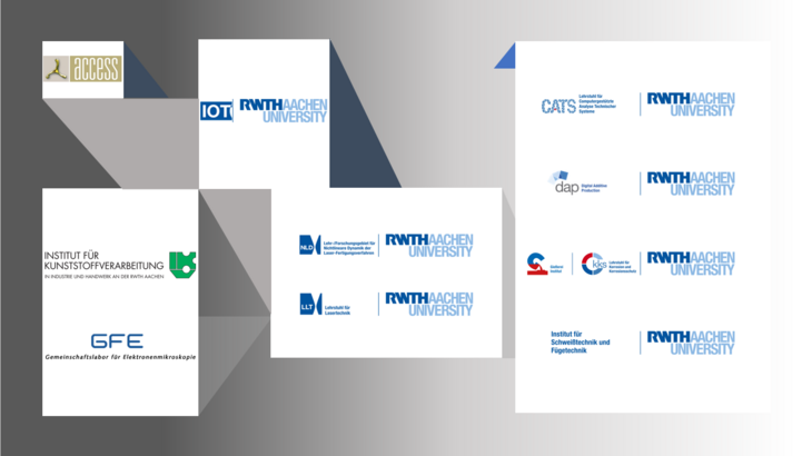 Institute Cluster Logos of all